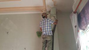 Cách chống thấm tường đơn giản