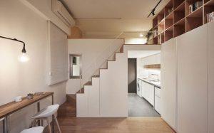 thiết kế ngôi nhà có diện tích nhỏ