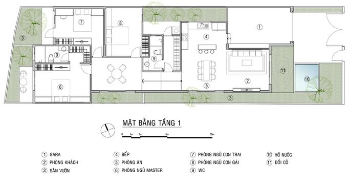 Mẫu thiết kế nhà