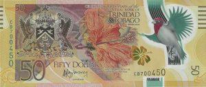 50 đô la của Trinidad