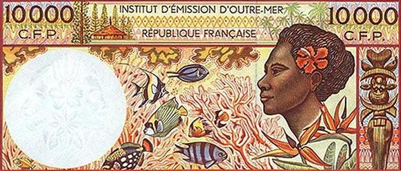 Tờ 10.000 Franc